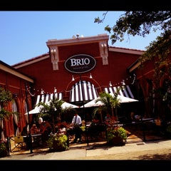 Photo taken at Brio Tuscan Grille by Brad on 5/25/2012