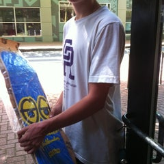 Photo taken at Cal Skate by Kristin B. on 5/13/2012