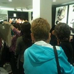 Photo taken at H&M by Jenn C. on 11/25/2011