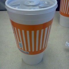 Photo taken at Whataburger by Dionicia D. on 10/21/2011