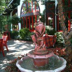 Photo taken at L'Auberge Chez Francois by Robin M. on 8/6/2012