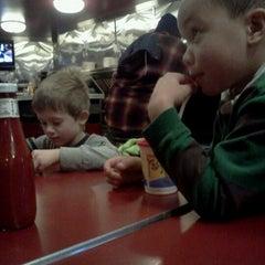 Photo taken at Salt & Pepper Diner by Scott S. on 12/28/2011