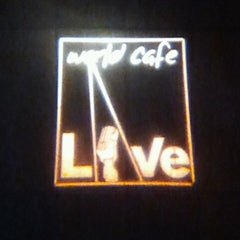 Photo taken at World Cafe Live by S. J. on 12/7/2011