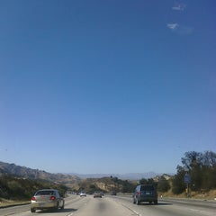 Photo taken at I-5 (Golden State Freeway) by Manny S. on 10/23/2011