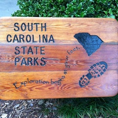 Photo taken at Georgia / South Carolina State Line by Ted C. on 8/18/2012