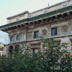 Photo taken at Palazzo dei Giureconsulti by Stefania Z. on 9/21/2011