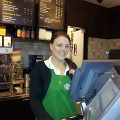 Photo taken at Starbucks by Teresa F. on 2/13/2012