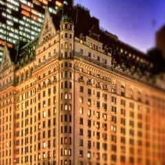 Photo taken at The Plaza Hotel by Peter H. on 8/18/2012