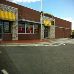 Photo taken at McDonalds by Laurie Weston D. on 7/17/2011
