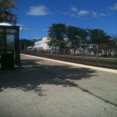 Photo taken at NJT - Ramsey Station (MBPJ) by Jordan M. on 9/18/2011