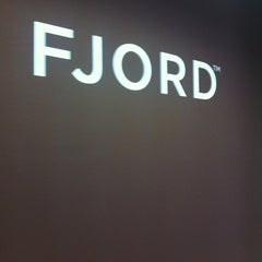 Photo taken at Fjord London by Fanus W. on 9/2/2011