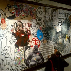 Photo taken at Baitshop Gallery by Sean D. on 10/2/2011