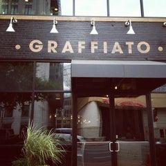 Photo taken at Graffiato by Leslie on 7/23/2012