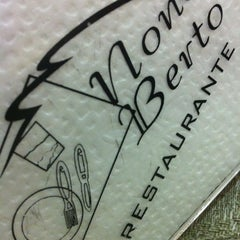 Photo taken at Restaurante Nono Berto by Márcio L. on 3/22/2012