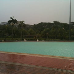 Photo taken at Yio Chu Kang Swimming Complex by Mark M. on 2/9/2011