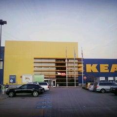 Photo taken at IKEA Houston by Kaleb F. on 10/3/2011