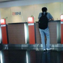 Photo taken at Bank BNI 46 Dobi by Ojhan M. on 1/9/2012