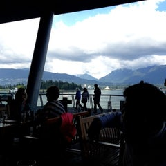 Photo taken at Mahony & Sons Burrard Landing by Florence L. on 6/8/2012