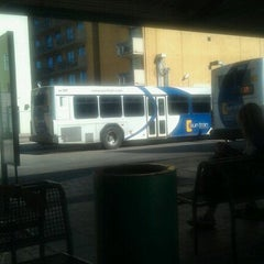 Photo taken at Sun Tran Ronstadt Transit Center by tawnie k. on 9/19/2011
