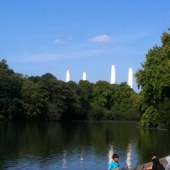 Photo taken at Battersea Park by Louise F. on 7/30/2011