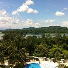 Photo taken at Gamboa Rainforest Resort by Ralph W. on 6/23/2012