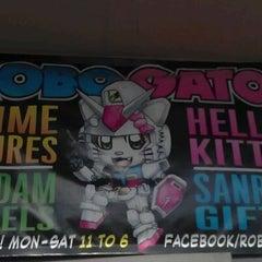 Photo taken at RoboGato by Rodney H. on 8/16/2011