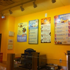 Photo taken at Ben & Jerry's by Jeremy R. on 7/17/2011