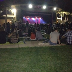 Photo taken at Sunset Cove Amphitheater by Amber G. on 2/11/2012
