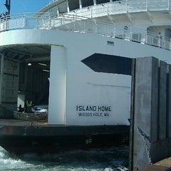 Photo taken at Steamship Authority - Woods Hole Terminal by Sara L. on 10/6/2011