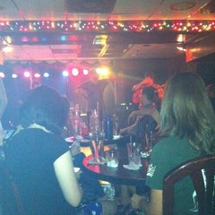 Photo taken at Tanqueray's Bar & Grille by Michael P. on 10/2/2011