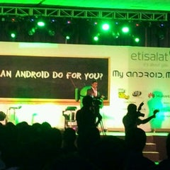"Photo taken at Etisalat Android Forum - ""What Can Android Do For You?"" by Eranga M. on 11/8/2011"
