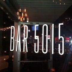 Photo taken at Bar 5015 by @iamnotdamon™ on 7/20/2011