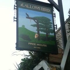 Photo taken at The Gallows Bird by Kari on 10/14/2011