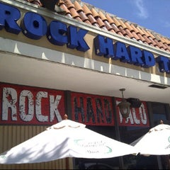 Photo taken at Rock Hard Taco by Warren C. on 9/9/2011