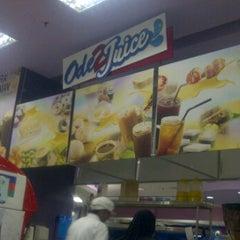 Photo taken at Food Court Kepong Village Mall by Deborah J. on 1/21/2012