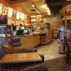 Photo taken at Caribou Coffee by Rink on 6/28/2012
