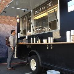 Photo taken at Réveille Coffee Co. Truck by Jenfir on 6/15/2012