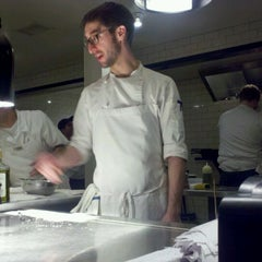Photo taken at Mani Osteria & Bar by Jessica S. on 12/2/2011