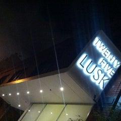 Photo taken at Twenty Five Lusk by Will K. on 4/15/2012