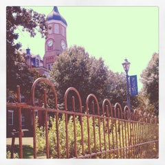 Photo taken at Mississippi University for Women by amanda T. on 8/22/2012