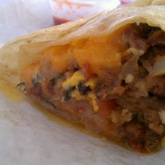 Photo taken at Carolina's Mexican Food by 916Maverick on 10/2/2011
