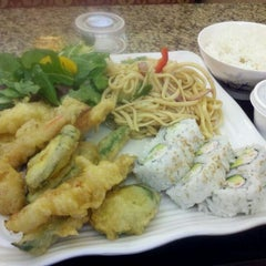 Photo taken at SanSai Japanese Grill by Ashley B. on 9/27/2011