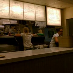 Photo taken at Bodo's Bagels by Will L. on 10/13/2011