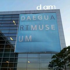 Photo taken at 대구시립미술관 (Daegu Art Museum) by Yongmo H. on 10/17/2011