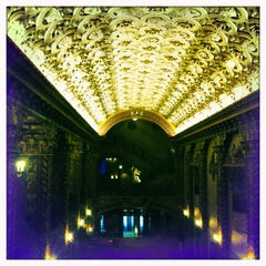 Photo taken at Louisville Palace Theatre by Ilovetapatio on 4/1/2012