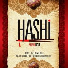 Foto tirada no(a) Hashi Sushi Bar por Igor R. em 2/10/2012