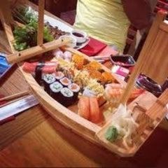 Photo taken at SushiCo by Can K. on 8/12/2012