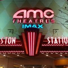 Photo taken at AMC Easton Town Center 30 by Westin B. on 4/6/2012