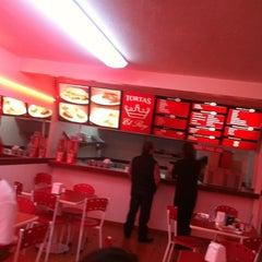 Photo taken at Tortas El Rey by ALX A. on 2/24/2012