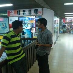 Photo taken at Unity Plaza by Sanjeev V. on 7/24/2012